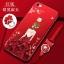 (587-031)เคสมือถือวีโว Vivo X6 Plus เคสนิ่มแฟชั่นลายผู้หญิงขอบเพชร thumbnail 2