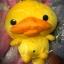 ตุ๊กตาตุ่นปากเป็ด kamonohashikamo 35 cm thumbnail 1