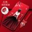 (587-035)เคสมือถือวีโว Vivo X5 Pro เคสนิ่มแฟชั่นลายผู้หญิงขอบเพชร thumbnail 4