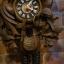 นาฬิกากุ๊กกู8วัน รหัส10861kk thumbnail 2