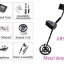 MD02-เครื่องตรวจจับโลหะ เครื่องตรวจหาโลหะ Underground Metal Detector AR924+ thumbnail 2