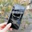 (633-008)เคสมือถือไอโฟน Case iPhone X เคสนิ่มพื้นหลังกระจกลายไอรอนแมน แบทแมน thumbnail 3