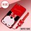 (694-014)เคสมือถือ Case OPPO R9s Plus/R9s Pro เคสนิ่มซิลิโคนสีแดงลายการ์ตูน thumbnail 3