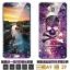 (697-002)เคสโทรศัพท์มือถือซัมซุง Case Samsung A9 Pro เคสนิ่มพร้อมฟิล์มกระจกด้านหน้าเข้าชุดการ์ตูน thumbnail 21