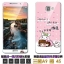 (697-002)เคสโทรศัพท์มือถือซัมซุง Case Samsung A9 Pro เคสนิ่มพร้อมฟิล์มกระจกด้านหน้าเข้าชุดการ์ตูน thumbnail 5