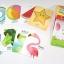 บัตรภาพคำศัพท์ สี รูปทรง (Colours&Shapes) thumbnail 2