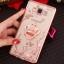 (025-1047)เคสมือถือซัมซุง Case Samsung Galaxy J5 2016 เคสนิ่มซิลิโคนใสลายหรูประดับคริสตัล พร้อมแหวนเพชรตั้งโทรศัพท์ thumbnail 10