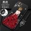 (025-947)เคสมือถือ Case Huawei Honor View 10 เคสนิ่มซิลิโคนลายการ์ตูนผู้หญิงขอบเพชรหรูหรา พร้อมแหวนมือถือดอกไม้และสายคล้องคอถอดแยกได้ thumbnail 6