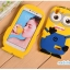 (128-078)เคสมือถือ Case OPPO R7/R7 Lite เคสนิ่มการ์ตูนน่ารักๆ 3D thumbnail 5
