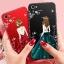 (587-035)เคสมือถือวีโว Vivo X5 Pro เคสนิ่มแฟชั่นลายผู้หญิงขอบเพชร thumbnail 1