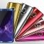 (726-002)เคสมือถือซัมซุง Case Samsung S9+ เคสพลาสติกสีเมทัลลิคประกบหน้าหลังกระจกนิรภัย thumbnail 1