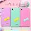 (412-038)เคสมือถือ Case OPPO R7/R7 Lite เคสนิ่มสีอ่อนหวานโบว์น่ารักๆ thumbnail 1