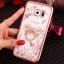 (025-1150)เคสมือถือซัมซุง Case Samsung S7 Edge เคสนิ่มซิลิโคนใสลายหรูประดับคริสตัล พร้อมแหวนเพชรมือถือตั้งโทรศัพท์ thumbnail 7