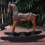 ม้าโยกไม้ รหัส26761wh thumbnail 2
