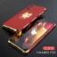 (724-001)เคสโทรศัพท์มือถือ Case Huawei P20 เคสโลหะแฟชั่นขอบสีเทห์ๆ thumbnail 5
