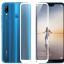 (436-453)ฟิล์มกระจก Huawei Nova3e/P20lite นิรภัยเมมเบรนกันรอยขูดขีดกันน้ำกันรอยนิ้วมือ 9H Tempered Glass thumbnail 3