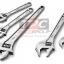 Adjustable Wrenches/ประแจเลื่อน RIDGI thumbnail 1