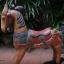 ม้าโยกไม้ รหัส26761wh thumbnail 3