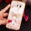 (025-1150)เคสมือถือซัมซุง Case Samsung S7 Edge เคสนิ่มซิลิโคนใสลายหรูประดับคริสตัล พร้อมแหวนเพชรมือถือตั้งโทรศัพท์ thumbnail 14