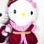 ตุ๊กตา Hello Kitty-King & Queen France thumbnail 3