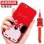 (694-014)เคสมือถือ Case OPPO R9s Plus/R9s Pro เคสนิ่มซิลิโคนสีแดงลายการ์ตูน thumbnail 1
