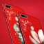 (026-018)เคสโทรศัพท์มือถือหัวเว่ย Case Huawei Y7Pro 2018 เคสนิ่มขอบเพชรลายดอกไม้ thumbnail 1