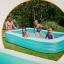 Intex สระน้ำเป่าลม 3 เมตร+ที่สูบลมไฟฟ้า+บอลหลากสี thumbnail 3