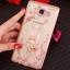 (025-1047)เคสมือถือซัมซุง Case Samsung Galaxy J5 2016 เคสนิ่มซิลิโคนใสลายหรูประดับคริสตัล พร้อมแหวนเพชรตั้งโทรศัพท์ thumbnail 16