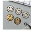 (025-1123)เคสมือถือวีโว Vivo V5 lite/Y66/Y66L เคสนิ่มพื้นหลังแววกึ่งกระจก ลายอีโมติคอน (Emoticon) thumbnail 2