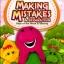 Barney : Making Mistakes & Separation Day Of The Week & Sharing - บาร์นี บีเจทำพลาดและความคิดถึงของเบบี้บ๊อพ นับวันในสัปดาห์และสกู๊ตเตอร์ thumbnail 1