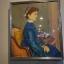 รูปสีน้ำมันศิลปินญี่ปุ่นรหัส31258op thumbnail 1