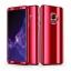 (726-002)เคสมือถือซัมซุง Case Samsung S9+ เคสพลาสติกสีเมทัลลิคประกบหน้าหลังกระจกนิรภัย thumbnail 3