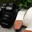 Leather Camera Strap thumbnail 3