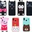 (006-059)เคสโทรศัพท์มือถือหัวเว่ย Case Huawei P20 Pro เคสนิ่ม 3D น่ารักๆ thumbnail 1
