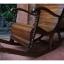 เก้าอี้โยกไม้มะค่า รหัส8261mw thumbnail 4