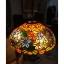 โคมไฟstain glass ลายดอกไม้ รหัส15261ss1 thumbnail 6
