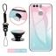 (769-001)เคสโทรศัพท์มือถือ Case Huawei P9 Plus เคสนิ่มพื้นหลังกระจกนิรภัยสีหวานๆ สวยๆ thumbnail 6