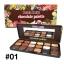 Sivanna Colors Sweetest Palette พาเลตแต่งตา thumbnail 2