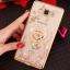 (025-1047)เคสมือถือซัมซุง Case Samsung Galaxy J5 2016 เคสนิ่มซิลิโคนใสลายหรูประดับคริสตัล พร้อมแหวนเพชรตั้งโทรศัพท์ thumbnail 5