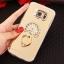 (025-1147)เคสมือถือซัมซุง Case Samsung S7 Edge เคสนิ่มพื้นหลังแววกึ่งกระจก เลนส์กล้องขอบเพชร พร้อมแหวนเพชรตั้งโทรศัพท์และสายคล้องคอถอดแยกสายได้ thumbnail 8