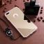 (025-983)เคสมือถือไอโฟน Case iPhone7/iPhone8 เคสนิ่มพื้นหลังแววกึ่งกระจกเรียบหรู พร้อมสายคล้องคอถอดแยกสายได้ thumbnail 7