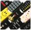 (749-001)เคสมือถือออปโป้ OPPO N1 เคสนิ่มแฟชั่นน่ารักๆ พร้อมสายห้อย thumbnail 1