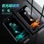 (774-001)เคสโทรศัพท์มือถือ Case OPPO Find X เคสนิ่มพื้นหลังกระจกนิรภัยลายกราฟฟิค thumbnail 3