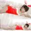 รหัส bunny girl1 สีแดง ชุดคอสเพลย์เซ็กซี่บันนี่ thumbnail 4