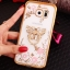 (025-1150)เคสมือถือซัมซุง Case Samsung S7 Edge เคสนิ่มซิลิโคนใสลายหรูประดับคริสตัล พร้อมแหวนเพชรมือถือตั้งโทรศัพท์ thumbnail 10