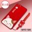 (694-014)เคสมือถือ Case OPPO R9s Plus/R9s Pro เคสนิ่มซิลิโคนสีแดงลายการ์ตูน thumbnail 5
