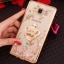 (025-1047)เคสมือถือซัมซุง Case Samsung Galaxy J5 2016 เคสนิ่มซิลิโคนใสลายหรูประดับคริสตัล พร้อมแหวนเพชรตั้งโทรศัพท์ thumbnail 11