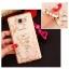 (025-1047)เคสมือถือซัมซุง Case Samsung Galaxy J5 2016 เคสนิ่มซิลิโคนใสลายหรูประดับคริสตัล พร้อมแหวนเพชรตั้งโทรศัพท์ thumbnail 1