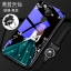 (025-1190)เคสโทรศัพท์มือถือหัวเว่ย Case Huawei Y7prime เคสนิ่มซิลิโคนพื้นหลังกระจกนิรภัยบลูเรย์ลายผู้หญิงสวย thumbnail 5