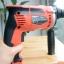 สว่านกระแทก พร้อมกล่องอุปกรณ์เสริม รุ่น MT814KSP ยี่ห้อ Maktec (JP) Hammer Drills thumbnail 8